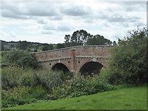 TQ7825 : Bodiam Bridge, East Sussex by pam fray