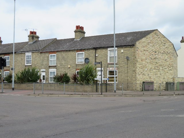 Houses on Cheddars Lane