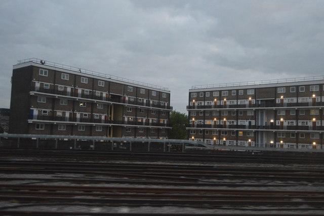 Flats, Bermondsey