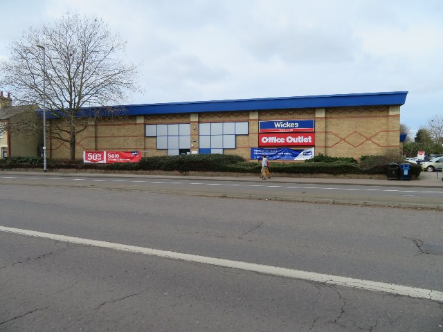 Wickes - Newmarket Road