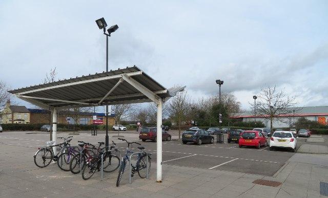 Cambridge Retail Park parking
