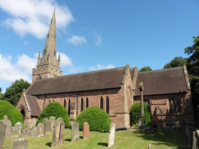Wombourne, St Benedict Biscop