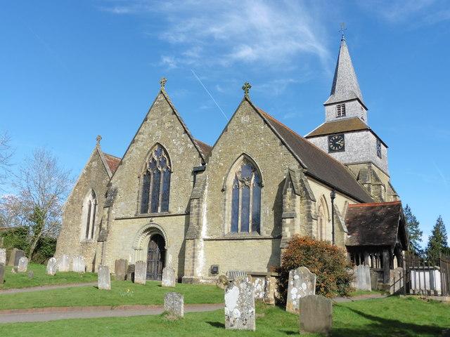 Godstone, St Nicholas