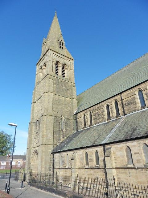Sunderland, Hendon, St Ignatius