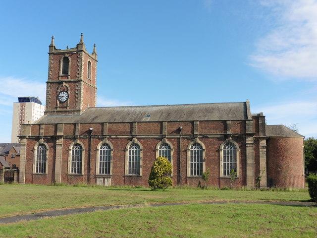 Sunderland, Holy Trinity