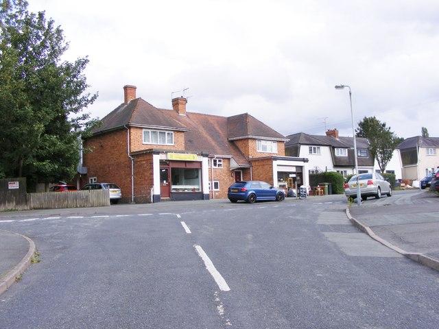 Hughes Avenue Junction