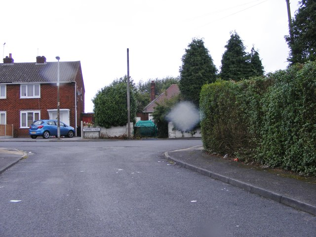 Gordon Crescent Scene