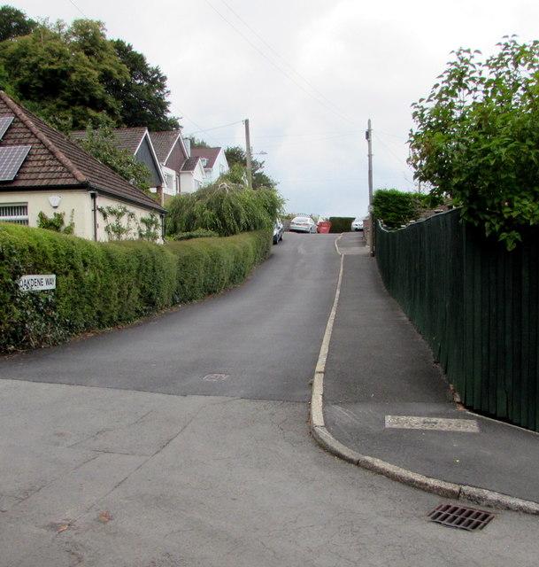 Oakdene Way, Gilwern