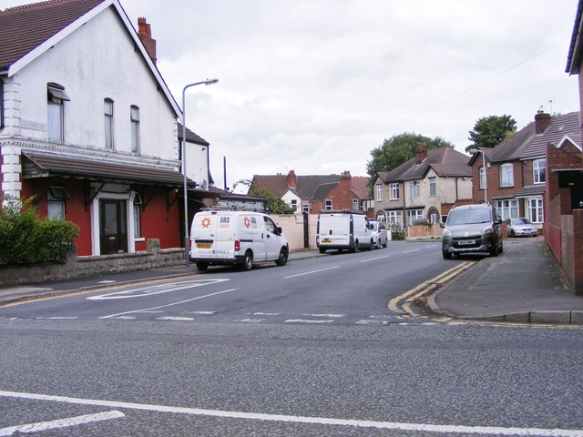 Burleigh Road