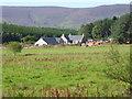 NJ4305 : Broadford farm by Stanley Howe