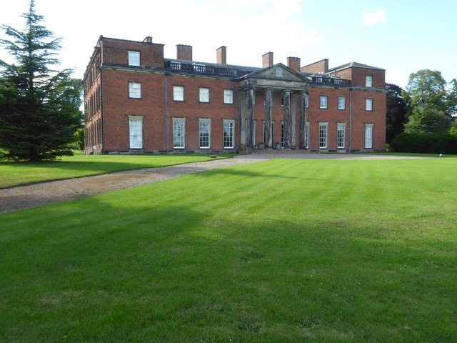 Chillington Hall
