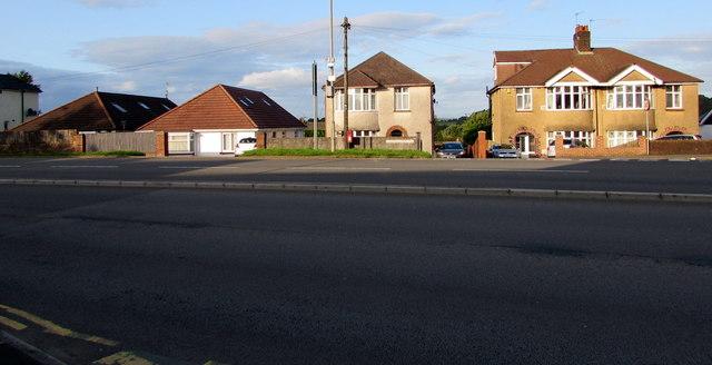 Housing variety, Malpas Road, Malpas, Newport