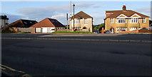 ST3090 : Housing variety, Malpas Road, Malpas, Newport by Jaggery