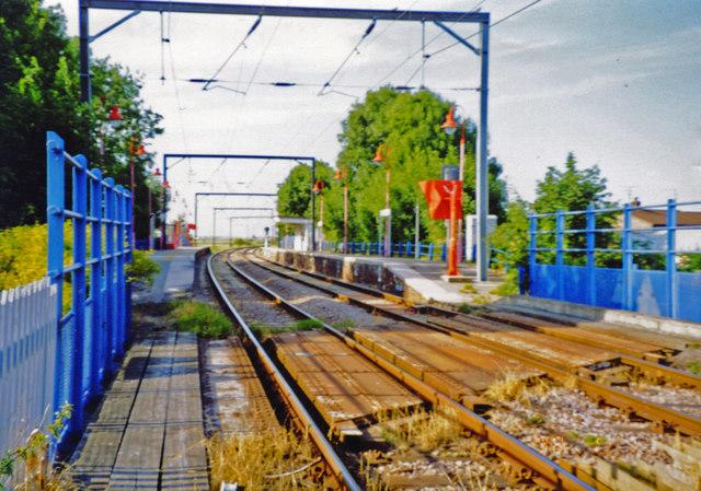 Littleport station, 2003