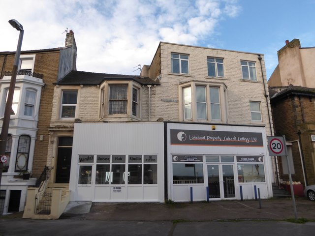 Business properties in Alexandra Road
