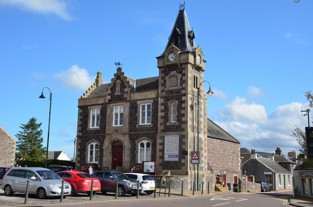 The Corn Exchange, Biggar