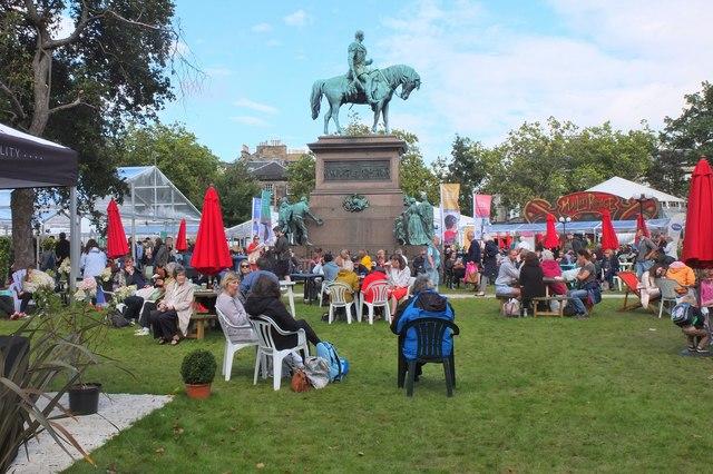 Edinburgh International Book Festival 2017