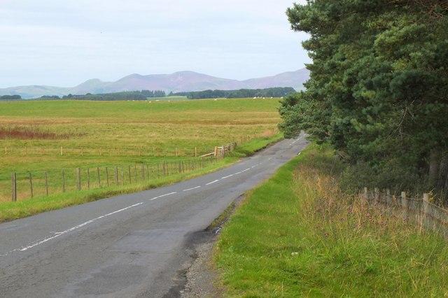 Minor road near Upperside