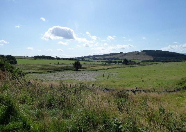 Wet ground, Coynach