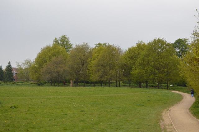 Victoria Cross Grove
