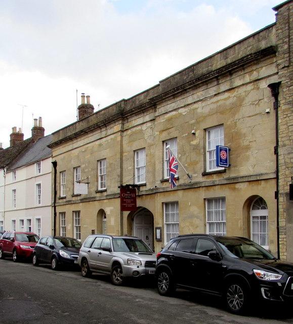 Corinium Hotel in Cirencester