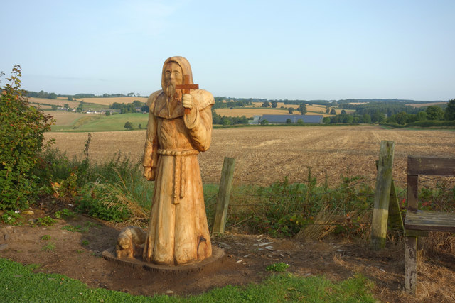 Saint Cuthbert by the Way
