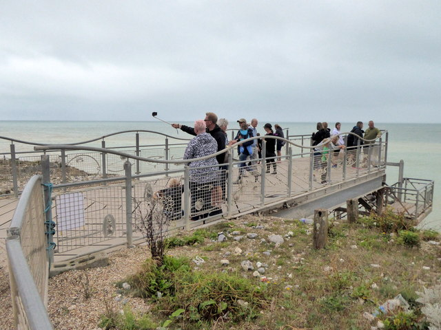 View Point at Birling Gap