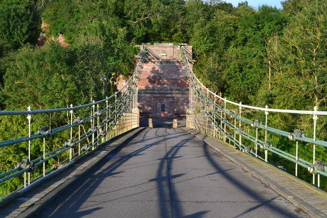 On the Union Bridge