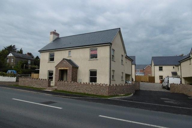 New houses, Staunton