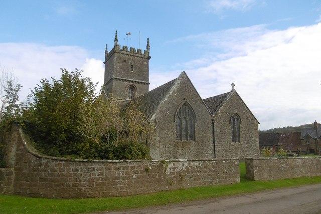 All Saints Church, Staunton