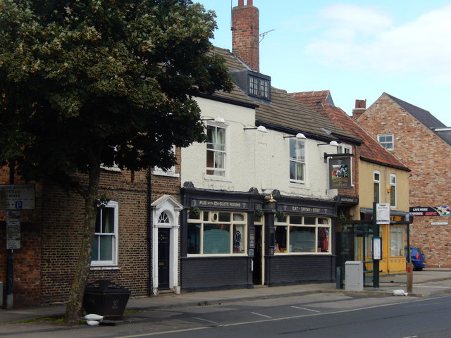 The Waggon and Horses, York