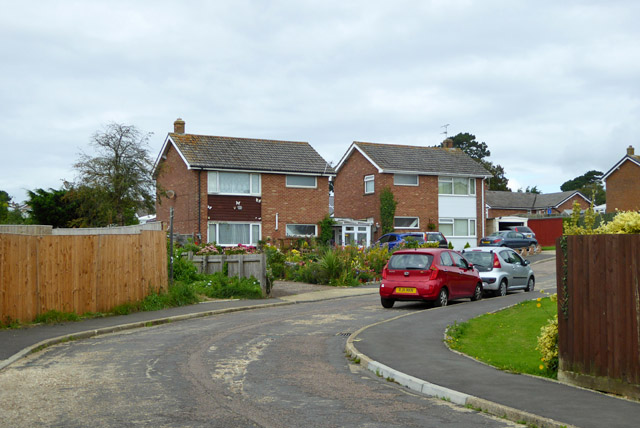 Houses on Fir Tree Close