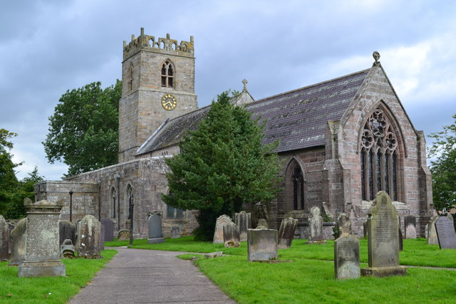Church of the Holy Trinity, Embleton