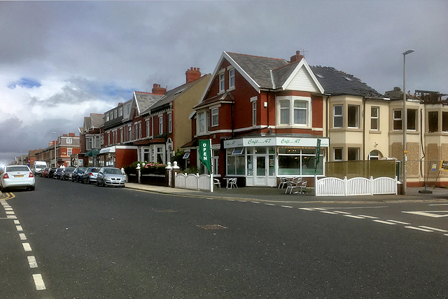 Highfield Road, Blackpool North Shore
