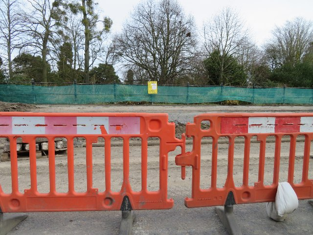 Building a new cycle path