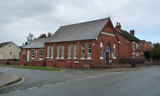 Church of Christ, Portland Road