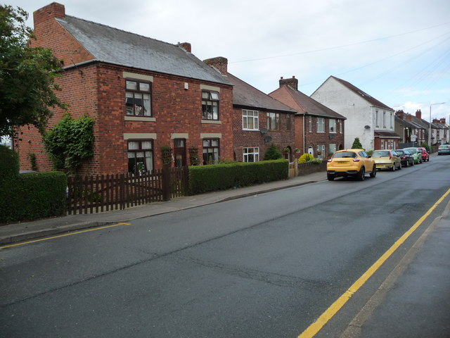 Houses on the west side of Portland Road [2]