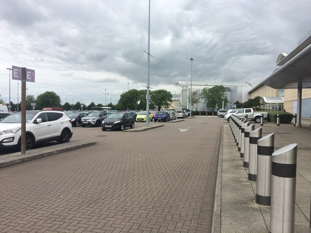 The Mall Car Park