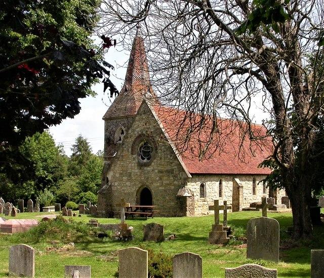 St Mary Magdalen parish church, Whatlington