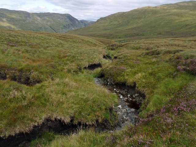 Tributary of the Allt Coire na Cèire, Inverness-shire