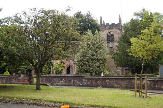 Edgbaston Old Church