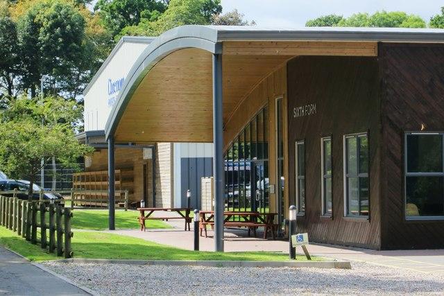 6th form block, Claremont School, Bodiam