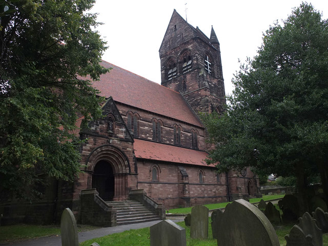 St Chad's, Kirkby