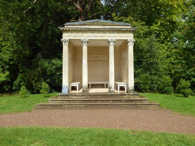 Island Temple, Croome Park