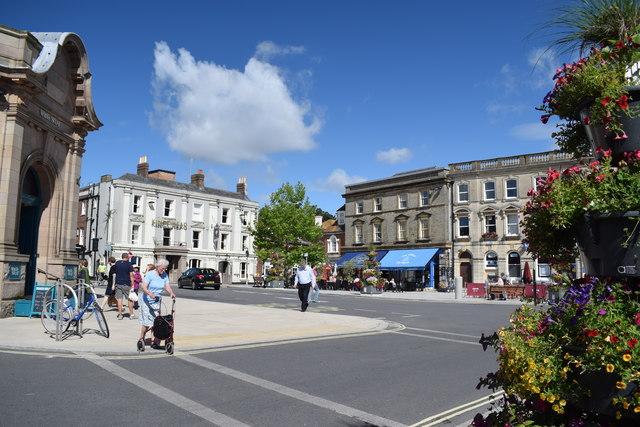 The Square, Wimborne
