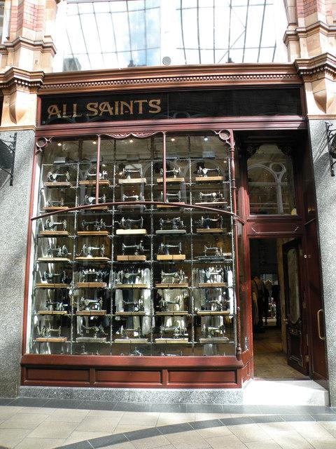 All Saints, Queen Victoria Street
