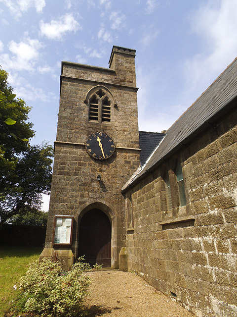 St Mary, Greenhow Hill - tower