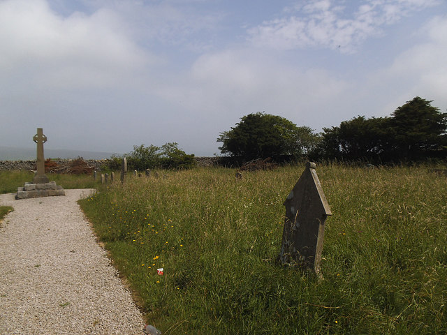 Greenhow Hill cemetery