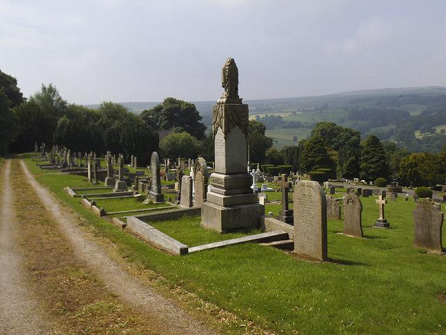 Pateley Bridge cemetery (2)