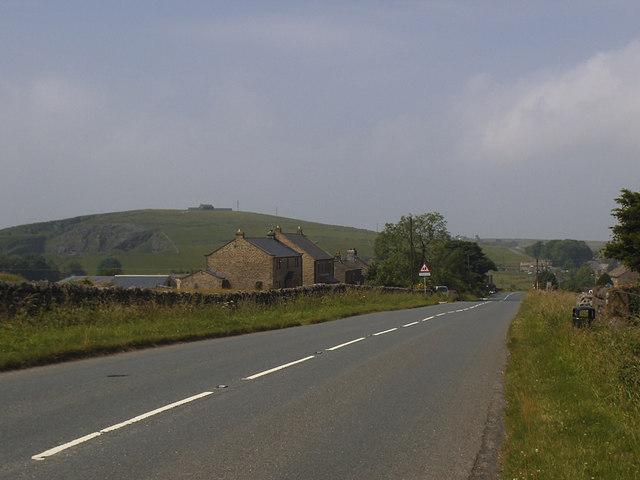 B6265 at Greenhow Hill